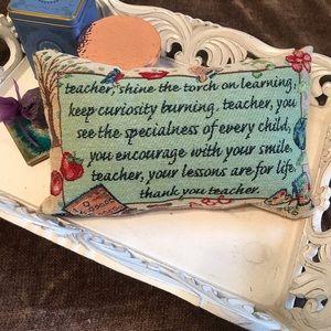 Other - Thank You, Teacher Pillow